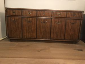 1970 MID CENTURY MODERN DREXEL CREDENZA/STORAGE for Sale in Costa Mesa, CA