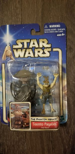 Teemto Pagalies star wars toy collectable for Sale in Orlando, FL