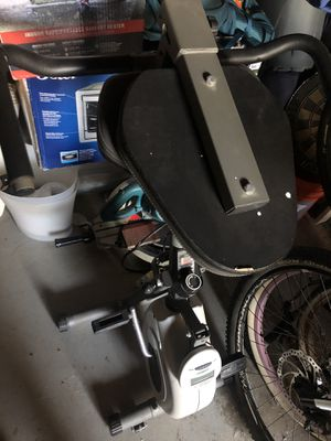 Recumbent exercise bike for Sale in San Diego, CA