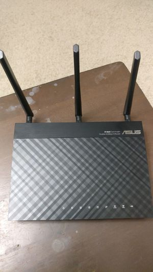 Asus RT-N66U Double 450Mbps N Router for Sale in Jacksonville, FL