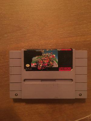 Nintendo Super Nintendo Mario kart for Sale in Visalia, CA