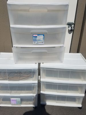 Storage drawers for Sale in Orange, CA