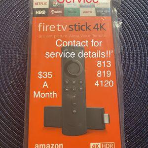 Firestick for Sale in Riverview, FL