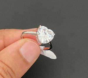 925 sterling silver Heart ❤ Ring for women size 7 for Sale in Los Angeles, CA