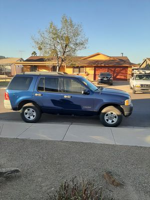 2005 Ford Explorer 4x4 for Sale in Chandler, AZ