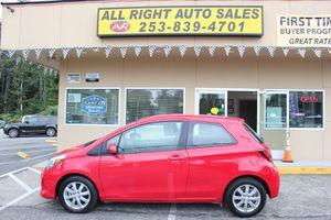 2015 Toyota Yaris for Sale in Federal Way , WA