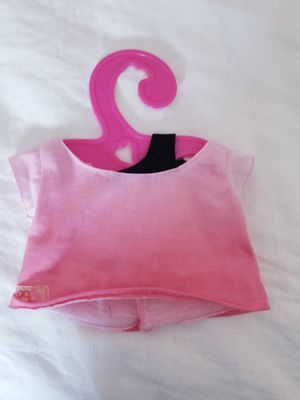 18' Our Generation Doll Clothes for Sale in Brookfield, IL