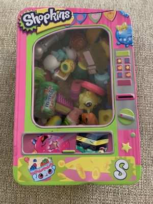 Shopkins with Box for Sale in Downey, CA