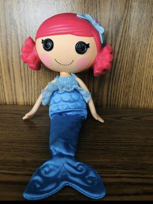 """Lalaloopsy CORAL SEA SHELLS 12"""" Doll for Sale in Las Vegas, NV"""