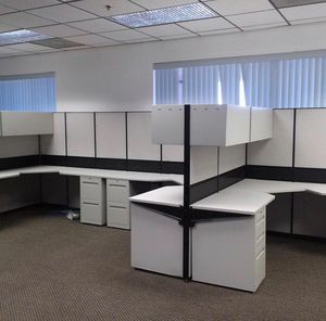 Office furniture and cubicle and more solutions for Sale in Denver, CO