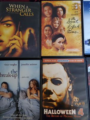 10 dvds for Sale in Fairfield, OH
