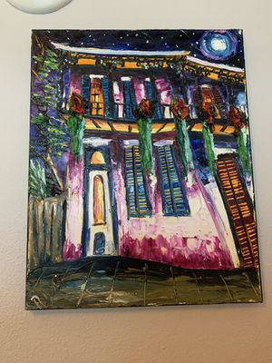 Original Art from New Orleans for Sale in Tampa, FL