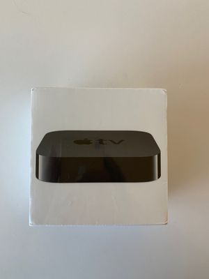 Apple TV, brand new , includes remote for Sale in San Diego, CA