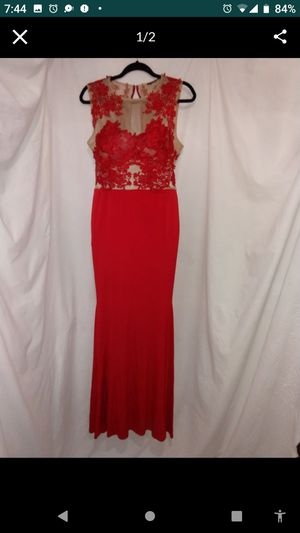 Cq by Cq formal gown dress size medium for Sale in Lockport, NY