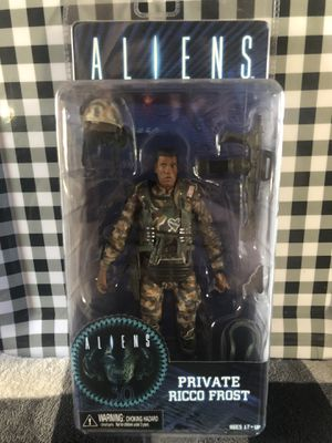 NECA Aliens Private Rocco Frost for Sale in Long Beach, CA