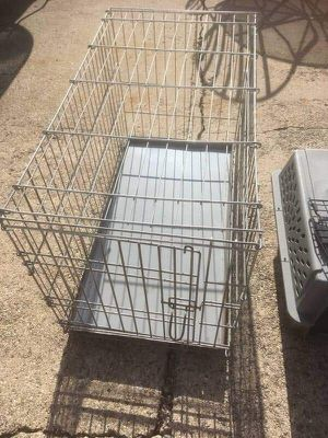 Medium Dog Crate Kennel Cage for Sale in Falls Church, VA