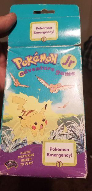 Classic Pokeymon jr. adventure game for Sale in Las Vegas, NV