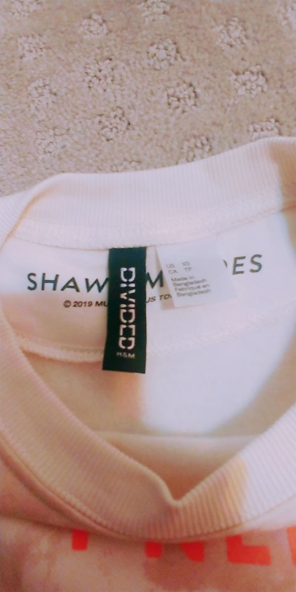 Shawn Mendes Crew Neck