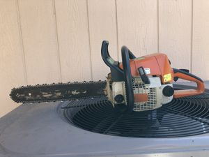 Stihl chainsaw 025 for Sale in Oceanside, CA