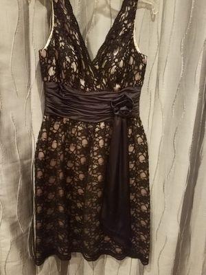 JS Boutique Black Lace Cocktail Dress Size 8 for Sale in Montclair, CA