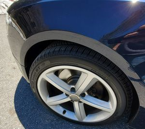 2008-2014 Audi A5 Quattro Wheels with new Yokohama tires for Sale in Beaumont, CA