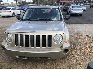 2009 Jeep Patriot 85kmiles for Sale in Orlando, FL