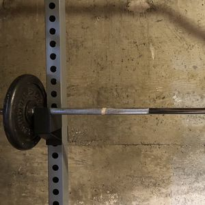 Weights and Bar for Sale in Seattle, WA