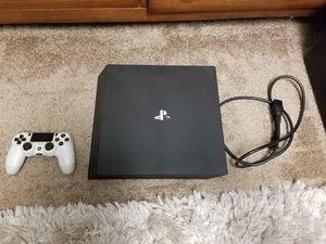 PS4 pro for Sale in Waldo, KS