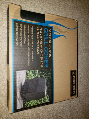 BBQ PRO Grill Cover 30 in x 26 in x 35 in for Sale in Chambersburg, PA