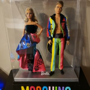 Moschino Barbie And Ken for Sale in Chino, CA