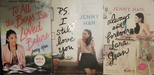 To All The Boys I've Loved Before Series for Sale in Whittier, CA