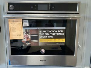New Whirlpool Stainless Steel Single Wall Oven..1 Year Manufacturer Warranty Included for Sale in Chandler, AZ