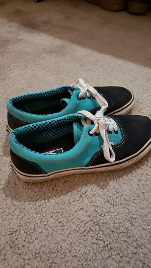 Black and blue Vans for Sale in Everett, WA