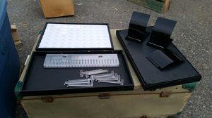 Black jewelry display trays for Sale in Pasco, WA