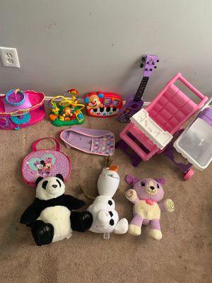 Kids toys take all for 10$ for Sale in Manassas Park, VA