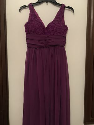 Purple Long Dress for Sale in Tempe, AZ