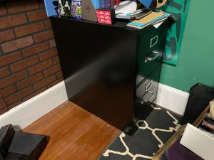 Two tier Filing Cabinet for Sale in Lynn, MA