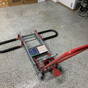 riding mower zaro turn side x side lift jack for Sale in Grapevine, TX