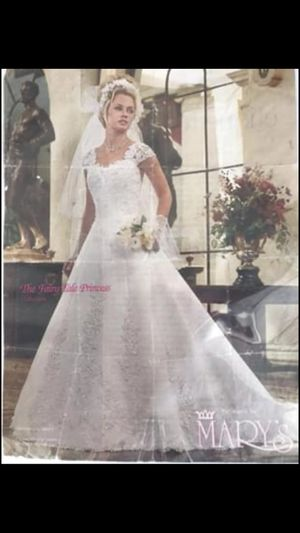 Fairytale Princess Collection Wedding Dress for Sale in Menifee, CA
