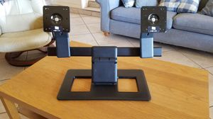Computer Dual Monitor Stand for Sale in Laveen Village, AZ