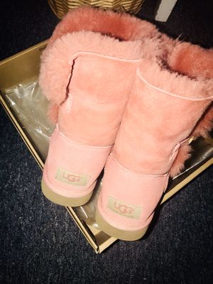 Authentic UGG Bailey Button Boots for Sale in Fort Worth, TX