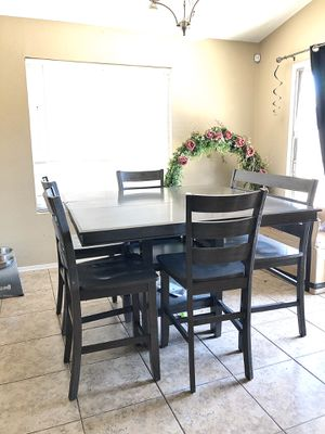 6 piece dining set for Sale in Laveen Village, AZ