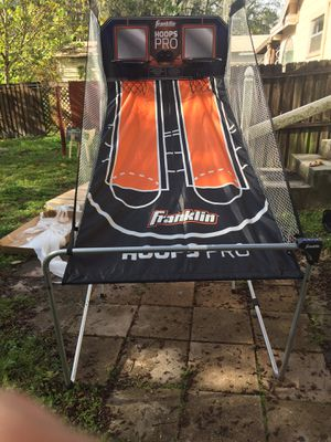 Franklin Double Shot Hoops Pro Electronic Basketball Game for Sale in Tampa, FL