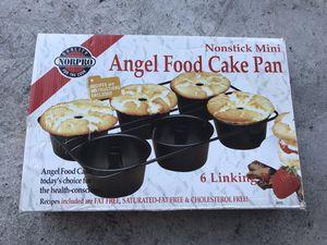 Angel food cake pan for Sale in Monterey Park, CA