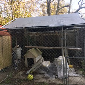 Dog Cage With Roof for Sale in Haines City, FL