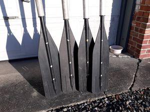 Heavy Duty Aluminum Oars for Sale in Lake Stevens, WA