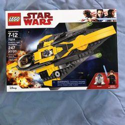 Lego Anakin's Jedi Star fighter for Sale in Brier,  WA
