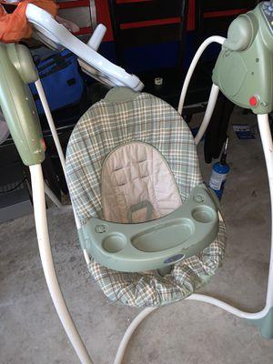 Baby swing for Sale in San Antonio, TX