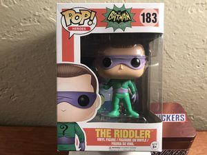 The Riddler Funko POP for Sale in Amarillo, TX
