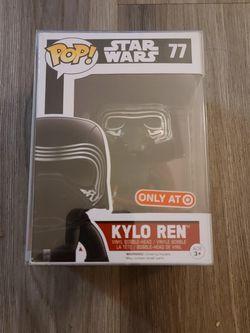 Funko Star Wars Kylo Ren (Target Exclusive) - $10 for Sale in West Covina,  CA